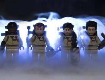Lego Gosthbusters pour fêter leurs 30 ans