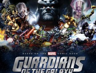 Découverte du prochain Marvel : Les Gardiens de la Galaxie