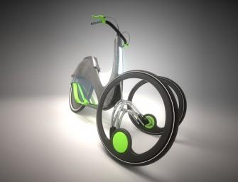 Luma : le tricycle nouvel génération