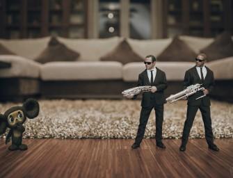 VSE OK :  Mise en scène de figurines