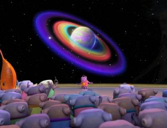 En route ! (Enfin presque) : Un court-métrage de DreamWorks Animation pour annoncer HOME