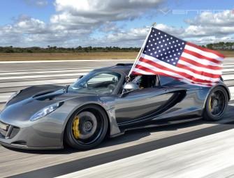 Hennessey Venom GT : La voiture la plus rapide du monde