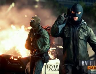 Battlefield Hardline – Bande annonce et sortie officielle