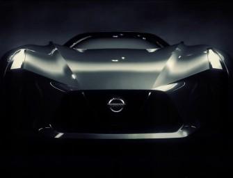 Concept NISSAN Vision 2020 Gran Turismo
