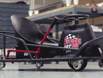 Crazy Cart XL : Un jouet pour les grands !