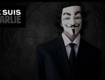 Anonymous Vs djihadistes : #OpCharlieHebdo