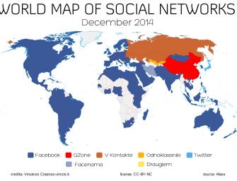 Facebook : Le réseau social n°1