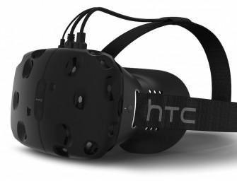 Le Vive : Un casque de réalité virtuelle HTC & Valve