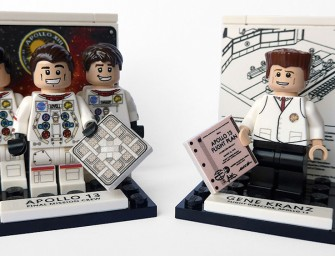 La mission Apollo 13 immortalisé par LEGO