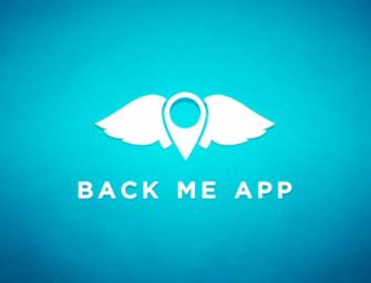 BackMeApp  :  L'apps Alwqys pour rentrer chez vous en toute securite