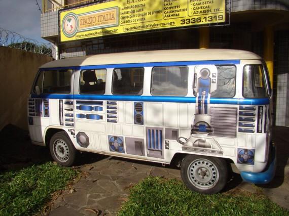 combi volkswagen r2d2 6