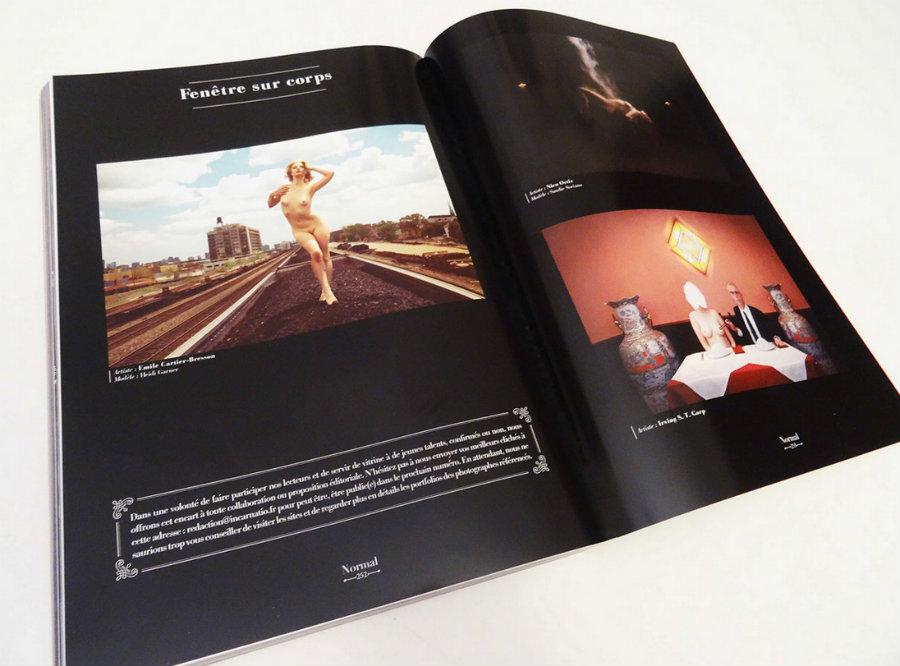 Normal Magazine  5 14