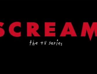 Nouvelle Bande Annonce sanglante pour la série télévisée Scream