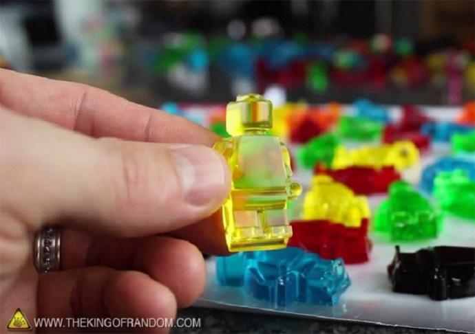 bonbons LEGO 2