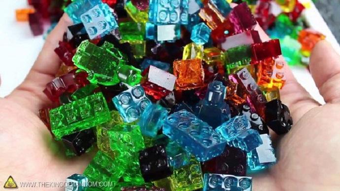 bonbons LEGO 3