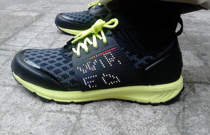 chaussure connectée Lenovo 2