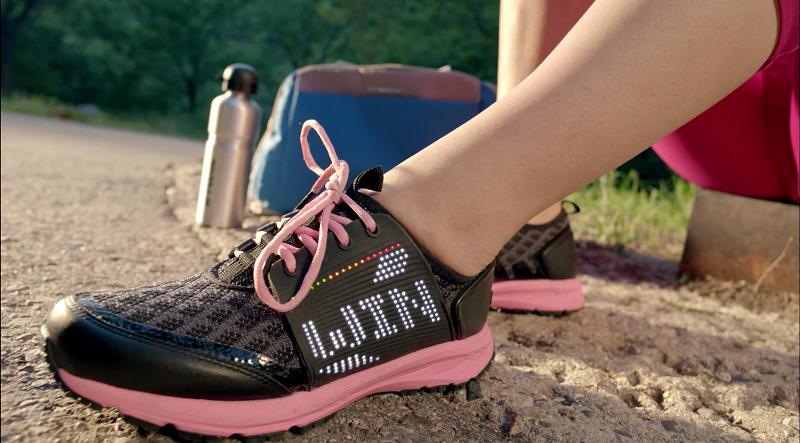 chaussure connectée Lenovo 3