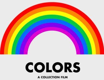 Colors : Un court métrage remplit de couleurs