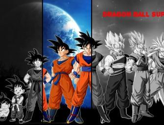 Les 1er images de Dragon Ball Super en bande annonce