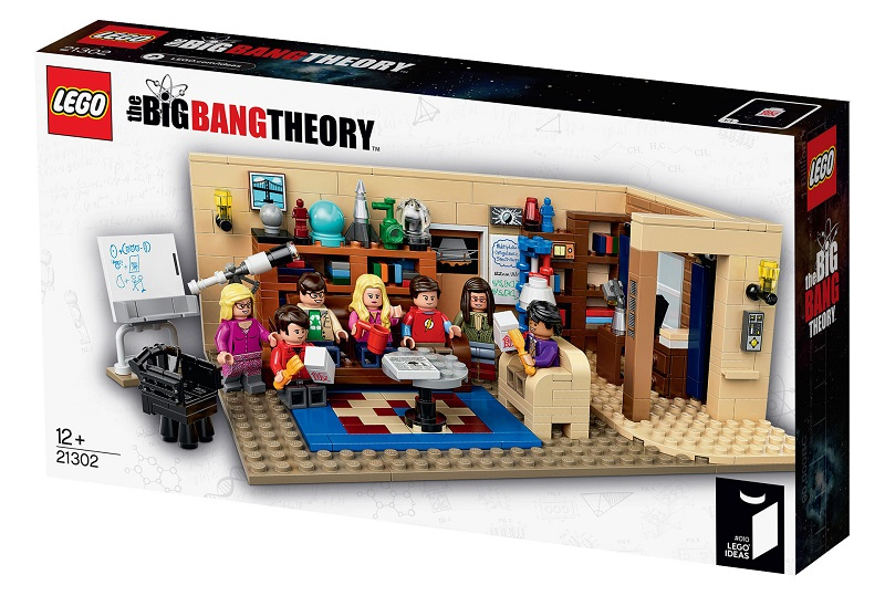 LEGO The Big Bang Theory 3