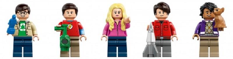 LEGO The Big Bang Theory 4