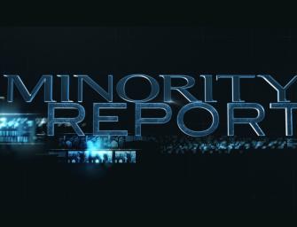 Premier trailer de la saison 1 de Minority Report