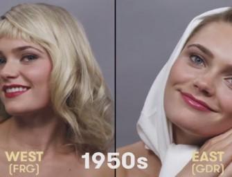 100 Years of Beauty : la beauté des Allemandes depuis les années 1910s
