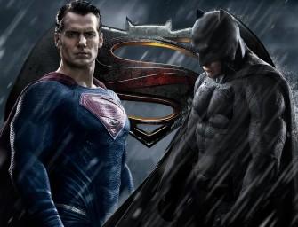 Batman v Superman Dawn of Justice en Bande annonce