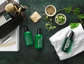 Carlsberg se lance dans les produits cosmétiques pour hommes