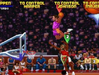 Vous aimez les jeux vidéos ? Le basket ? Venez redécouvrir en 4 minutes l'histoire des jeux vidéo de basket
