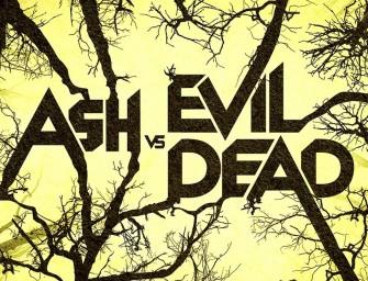 Ash VS Evil Dead : Bande annonce et affiche en attendant le retour de l'exterminateur de démons