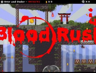 Blood Rush : Un free to play qui se joue entièrement à la souris et qui rend complétement fou