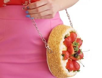 Food Handbags et autres accessoires vraiment très originaux à base de Food