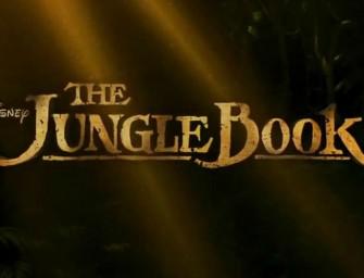Disney dévoile la première bande annonce du nouveau Livre de la Jungle