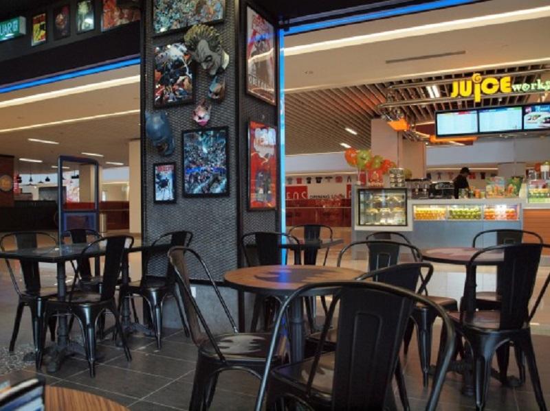 restaurant DC Comics7