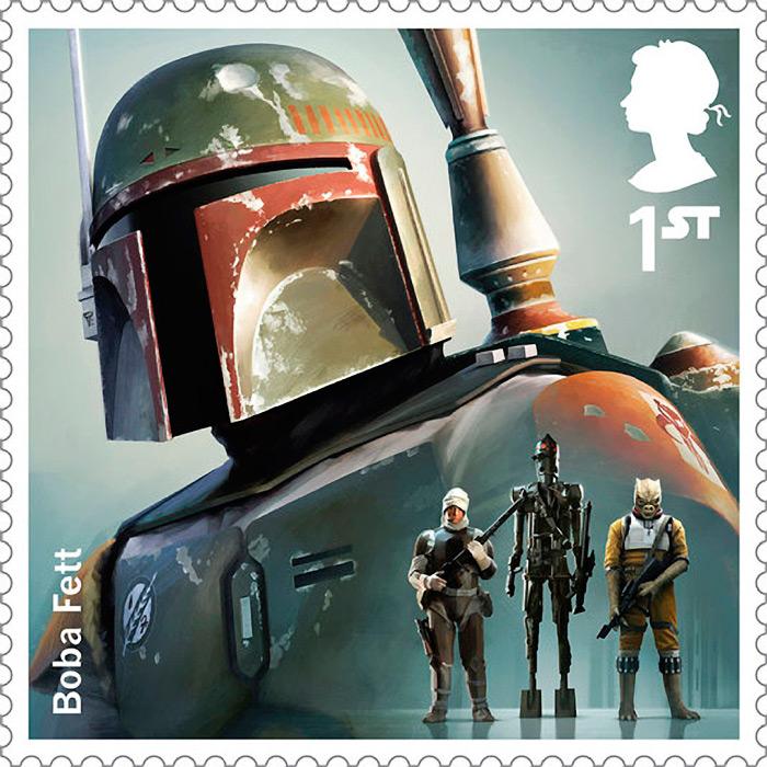 timbres sur la saga Star Wars10