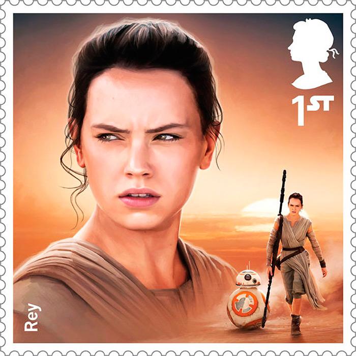 timbres sur la saga Star Wars11
