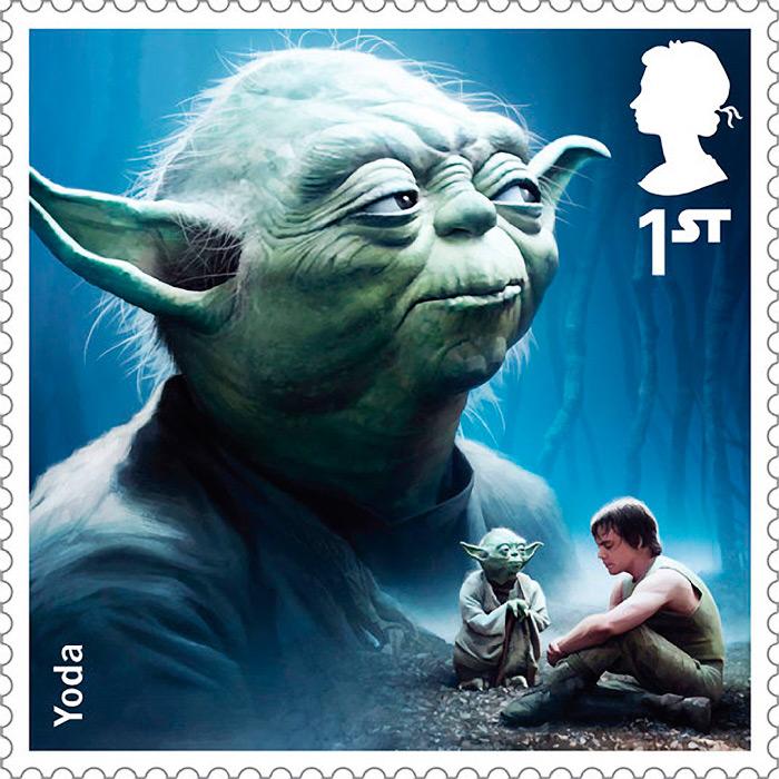 timbres sur la saga Star Wars2