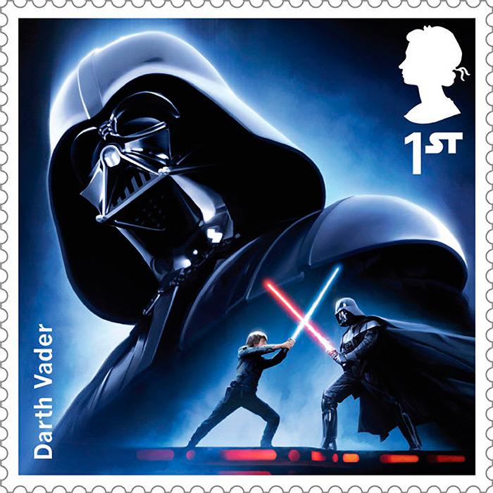 timbres sur la saga Star Wars3
