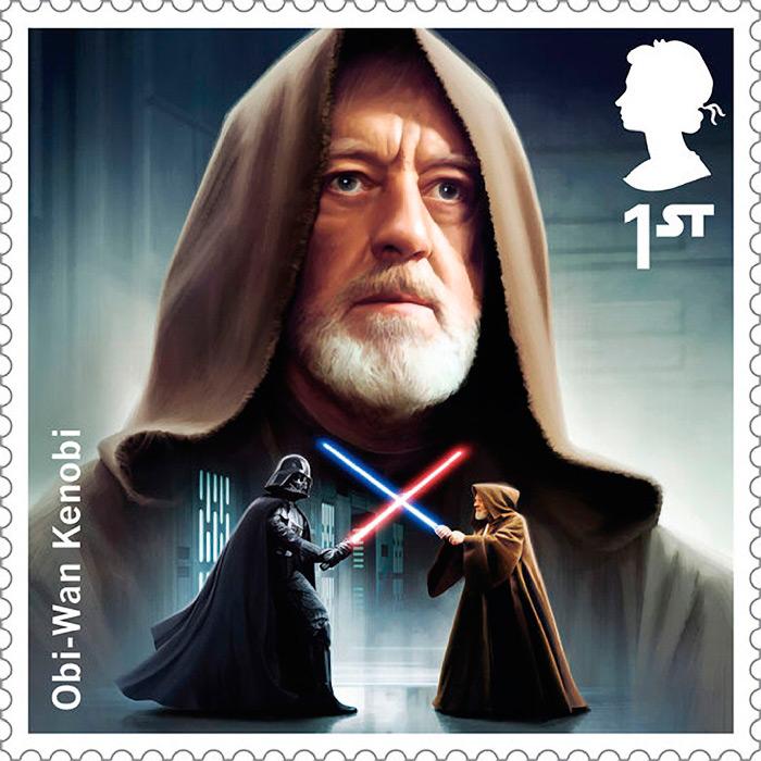 timbres sur la saga Star Wars4
