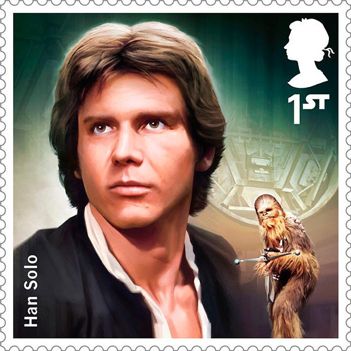 timbres sur la saga Star Wars5