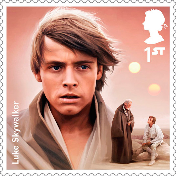 timbres sur la saga Star Wars6