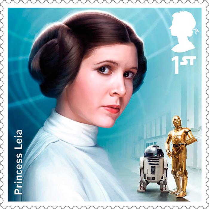 timbres sur la saga Star Wars7