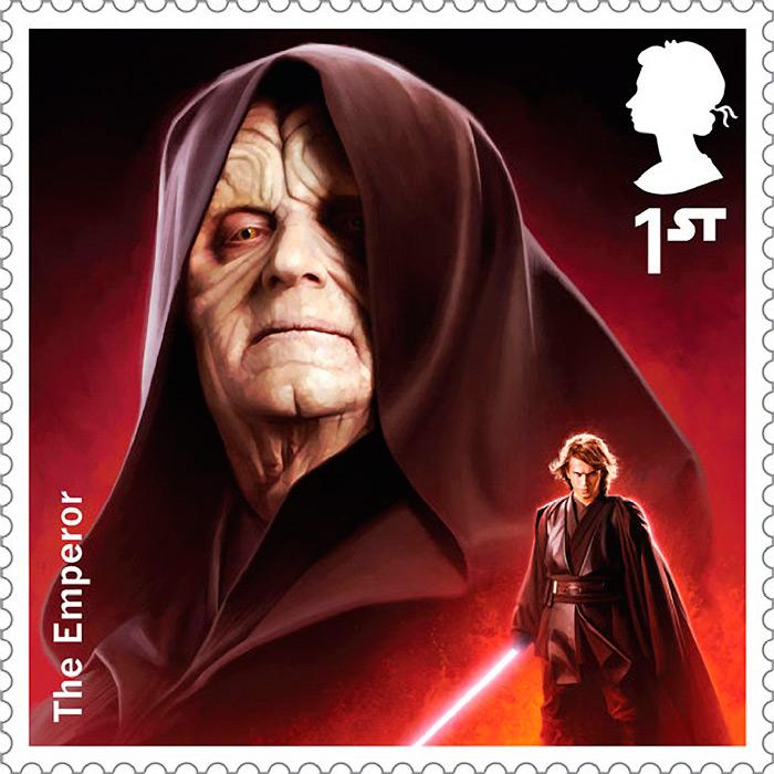 timbres sur la saga Star Wars8