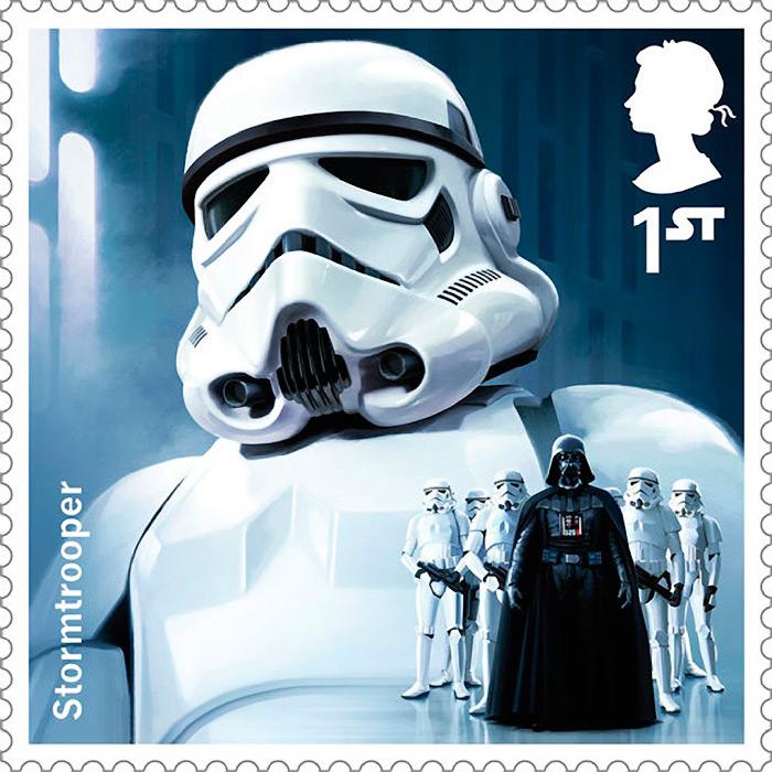 timbres sur la saga Star Wars9