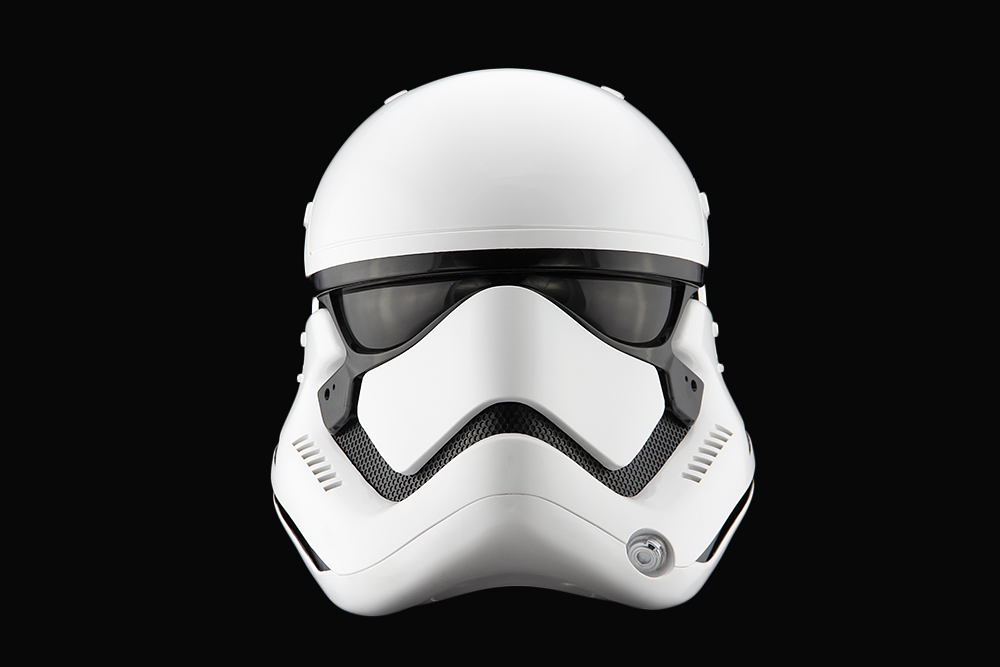casque Stormtrooper grandeur nature5