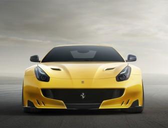 Ferrari dévoile un bolide en hommage au Tour de France