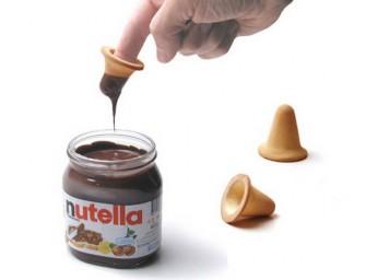 Finger Cookies, des biscuits pour les accros au Nutella