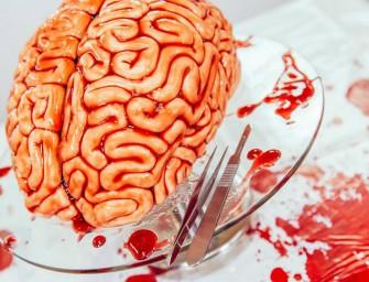 #RecetteHalloween Un gâteau cervelle hyperréaliste pour vous sentir comme un zombie