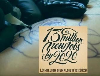Pourquoi  les tatoueurs de MTL Tattoo offrent leurs services gratuitement aux hommes politiques ! #tatouezvospromesses